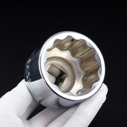 """3/4 """"19mm napęd 12 punkt PT metryczne lustro rozmiar gniazda 19mm 20mm 21mm 22mm 23mm 24mm 25mm 26mm 27mm 28mm 29mm 30mm 31mm 32mm 33mm w Klucze od Narzędzia na"""