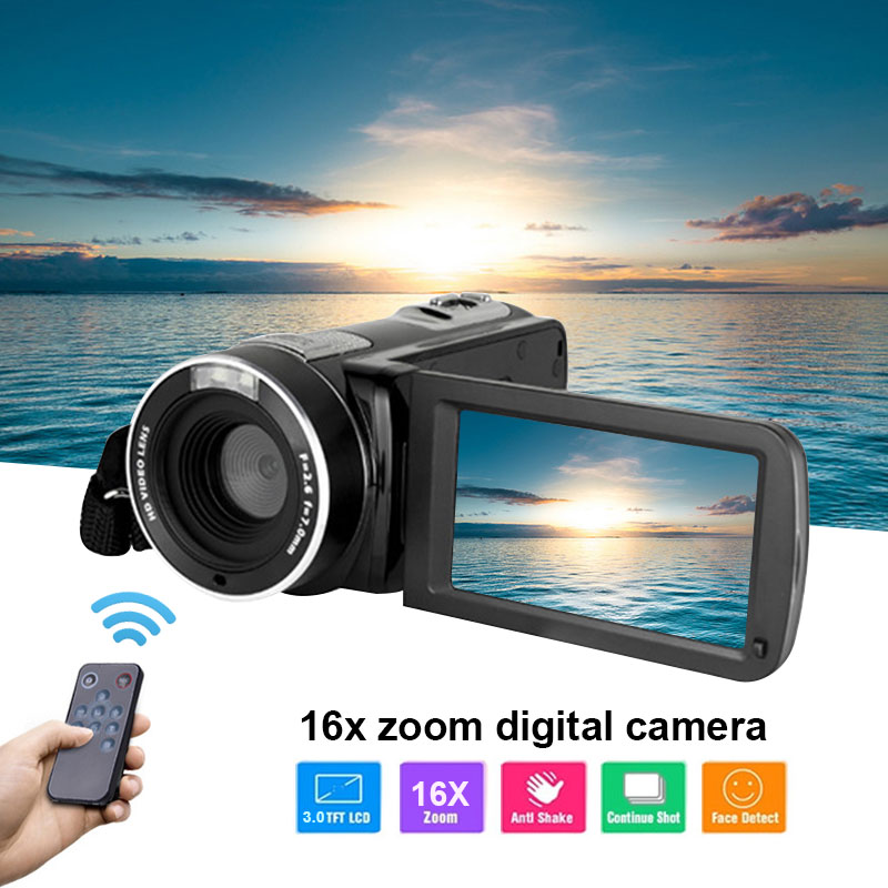 Recorder Handheld Digital Camcorder Video Camera Camera Touch Screen DV Camcorder Photo VideoRecorder Handheld Digital Camcorder Video Camera Camera Touch Screen DV Camcorder Photo Video