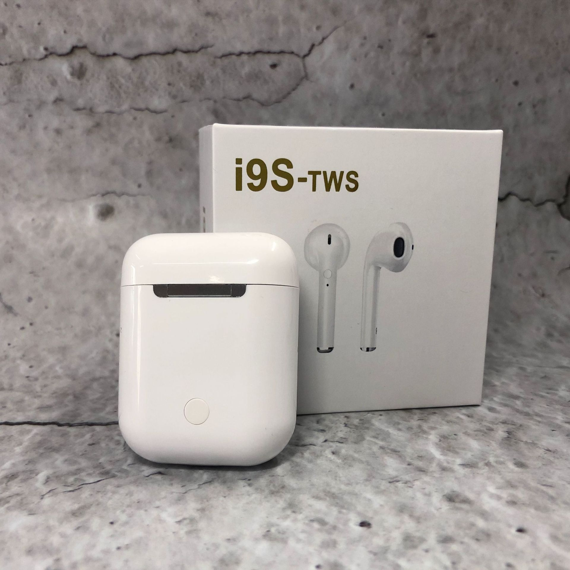 I9s 5.0 TWS Ture Wireless Bluetooth 5.0 Earphone Stereo Auto Pairing Earbuds For Apple, Andorid,IOS