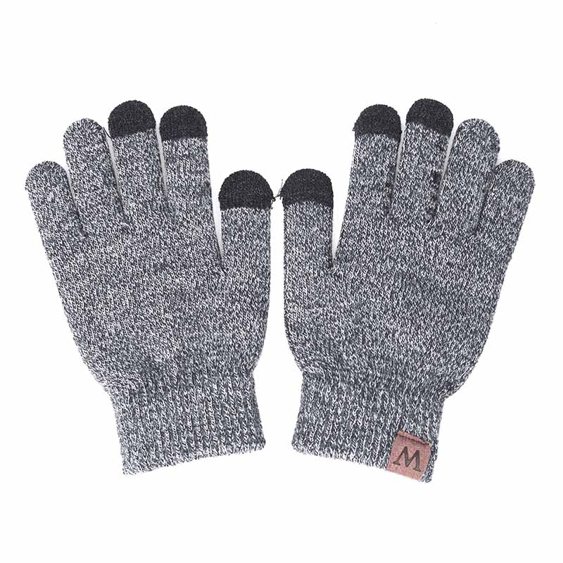 HTB1c2UgXvfsK1RjSszbq6AqBXXab - GROUP JUMP Winter Gloves Women and Men Girls Knitted Mittens Warm Soft Gloves Female Winter Gloves Touch Screen Unisex