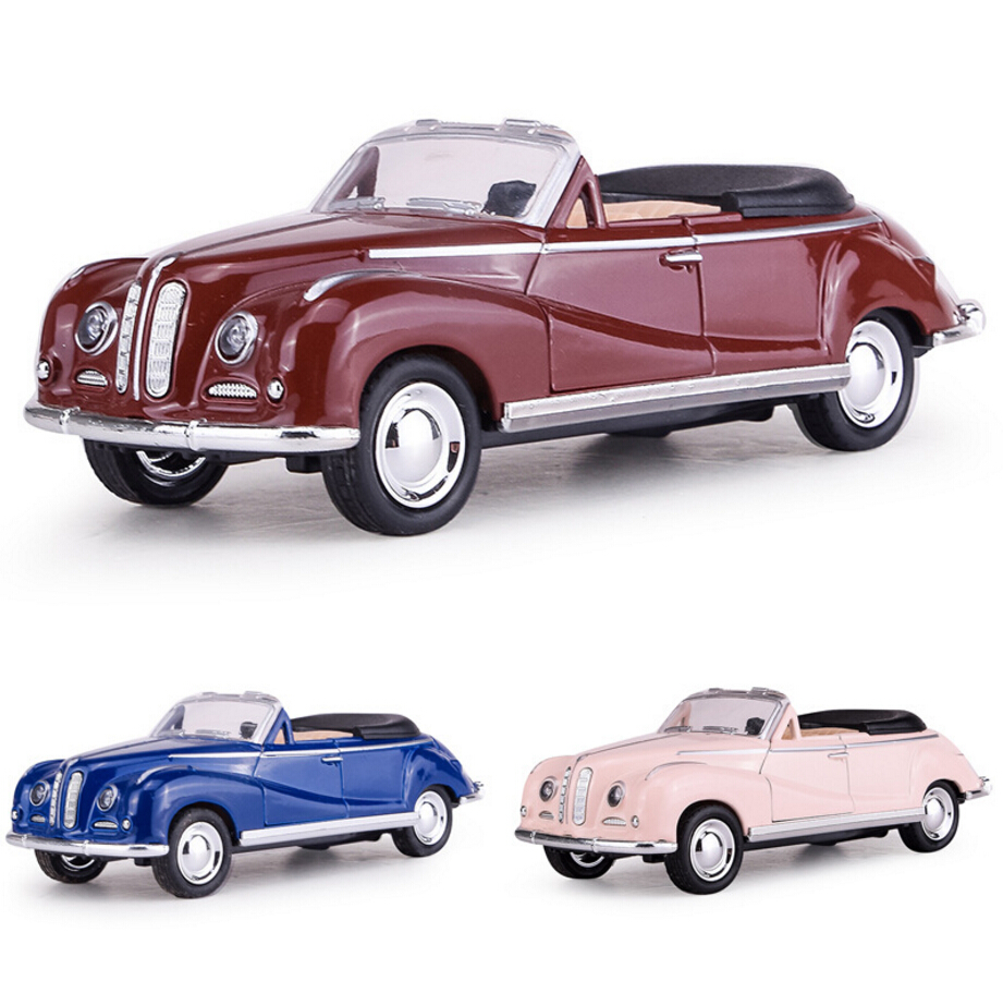 Hot 1:32 scale wheels police diecast Classic old vintage convertible ...