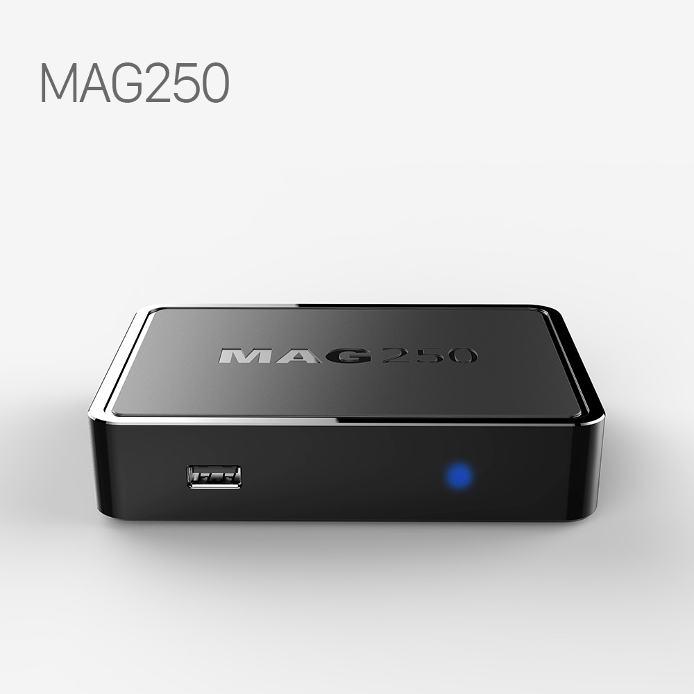 2017 Popular Wireless Mag 250 TV Box Linux System with USB Wifi Adapter Full HD 3D Media Player Streamer IPTV Set Top Box wireless service call bell system popular in restaurant ce passed 433 92mhz full equipment watch pager 1 watch 7 call button