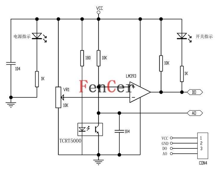 Tcrt5000 линия трек сенсор модуль отражение инфракрасный сенсор переключатель для arduino