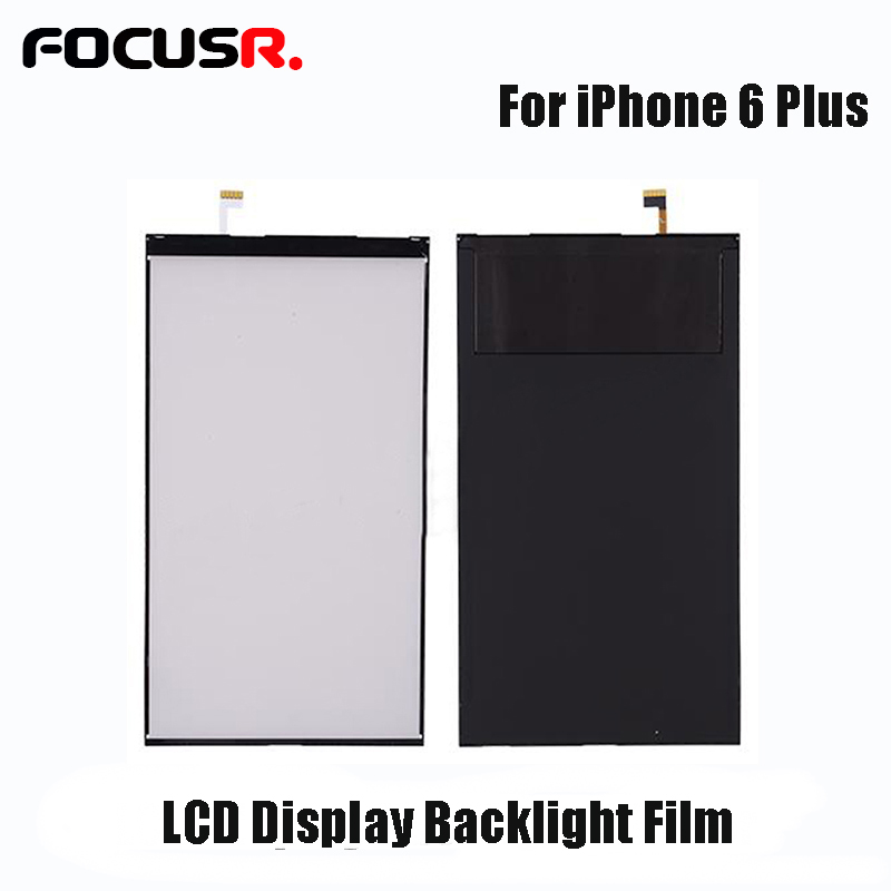 Novecel Free Shipping Super High Quality LCD Backlight Repair Part LCD Display Backlight Film for iPhone 6 Plus 6P (5.5 inches)