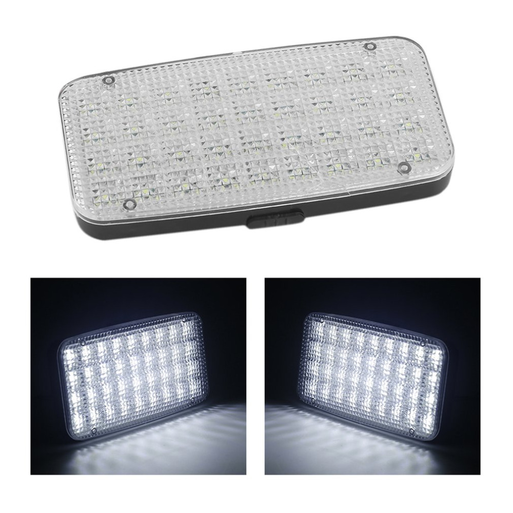 Professional DC 12V 36 LED Car Truck Vehicle Auto Dome Roof Ceiling Interior Light Lamp with Low Power Consumption Drop Shipping