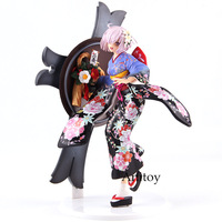 Fate Grand Order Shielder Mash Kyrielight Figure Action PVC Collectible Model Toy