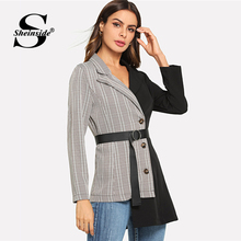 MsDaste Women Blazers and Jackets Blaser Chaquetas 2019 Autumn Female Coats Mujer