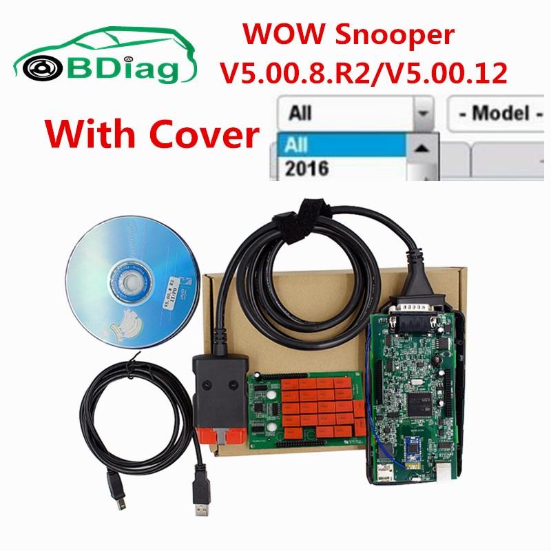 Цена за WOW snooepr V5.00.12 Bluetooth бесплатная Keygen активировать WOW V5.00.8.R2 Программное обеспечение диагностики для автомобиля/грузовик лучше, чем TCS CDP/ mvdiag