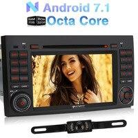 Tela capacitiva! 2 Din 7 ''Android 7.1 Car DVD Player GPS de Navegação Som do carro Para Benz A/B Série FM Rds de Rádio Wi-fi unidade central