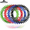 MOTSUV Bicycle Round Oval Chain Wheel Crank 32-38T 104BCD Bicycle Crank&Chainwheel Narrow Wide Crankset Chainwheel Bicycle Parts