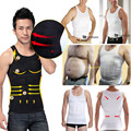 Men Slimming Body Shaper Vest Waist Training Corsets Belt Wraps Bodysuit TV Shopping Abdomen Underwear GYM Workout Girdle