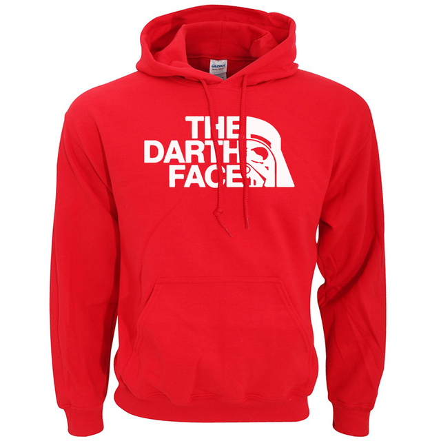 Star Wars The Darth Face Men Hoodie