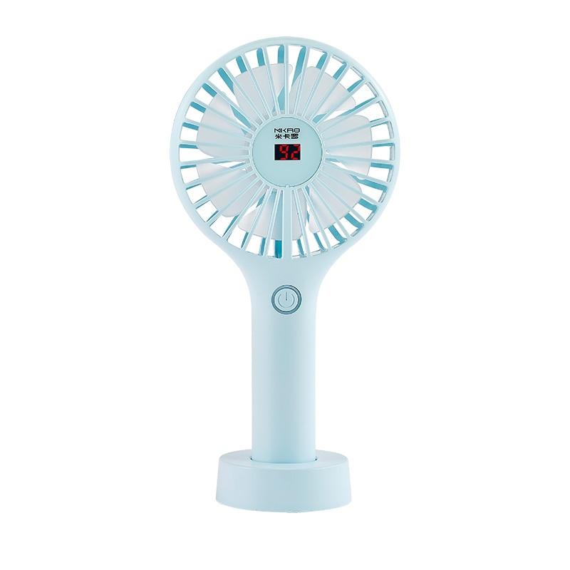 Mini ventilateur portatif portatif portatif silencieux de ventilateur de dortoir d'étudiant de ventilateur d'usb