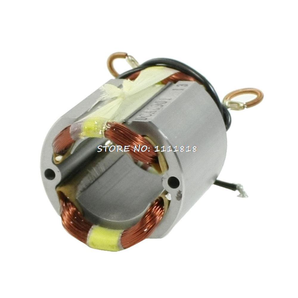 цена на AC 220V Stainless Steel Shell 4 Cables Electric Motor Stator for Hitachi TR-6A