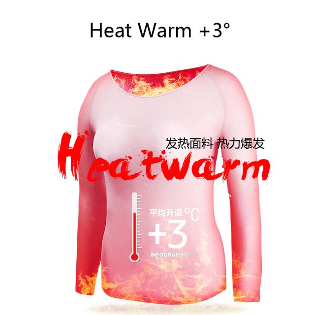 Winter Men/ Women Ultra thin Sharpe Heat Warm Long Johns