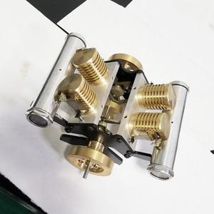 Image 2 - מנוע סטירלינג דגם ואקום הצתת מנוע דגם