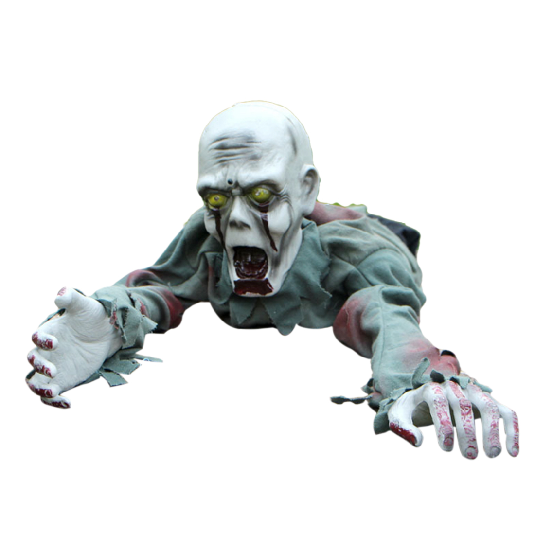 Halloween Party Decoration Supplies Children Voice Control Horror Ghosts Electric Crawling Ghost Halloween Decorations for Home