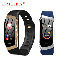 Smart Band 2019 ip67 Waterproof Blood Pressure Smart Bracelet Heart Rate Monitor Sport Fitness Bracelet Tracker Mi 2 3 Band
