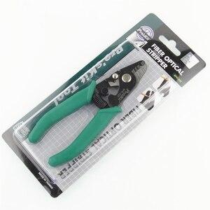 Image 4 - Proskit 8pk 8PK 326 morsetto Fibra di stripping pinze 8PK 326 Tri Hole Fibra Ottica Stripper 8PK 326 FTTH Fibra spogliarellista Filo 1pcs