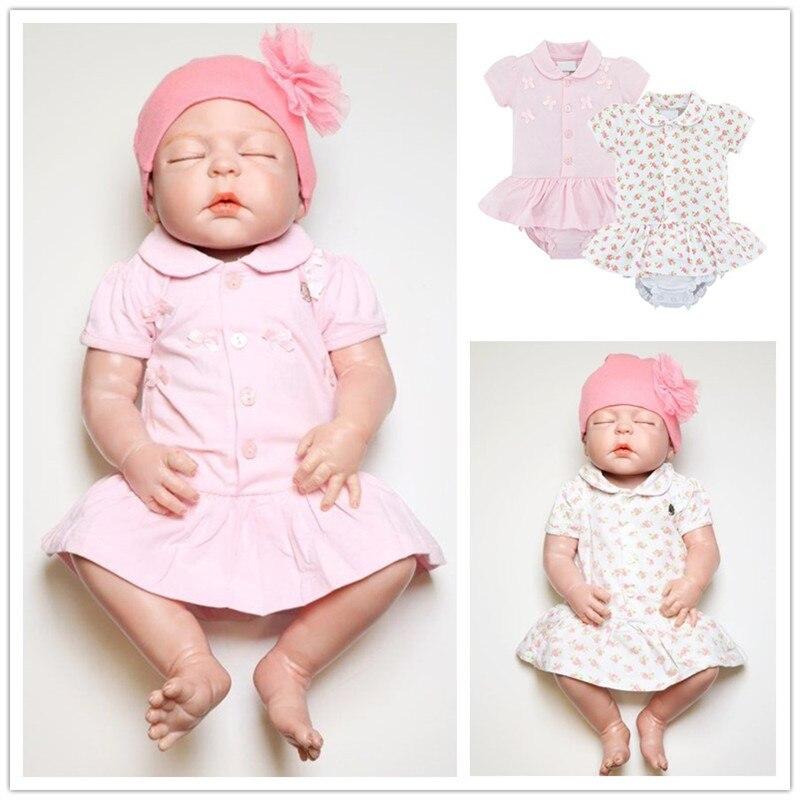 De moda de niña recién nacido mono lindo vestido-vestido de princesa bebé  chica mono c41d43350c8