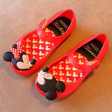 15-18.5cm Girls Sandals Shoes 2016 Summer girls Sandals Cute Girls shoes Children Baby Shoes For Girl shoes Mini Sed