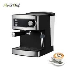 ITOP 20 Bar Espresso Coffee Machine Maker For Home Comercial Milk Bubble Italian Semi-automatic
