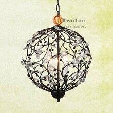 Старинные Железа Подвесной Светильник Современный Черный Подвесной Светильник Гостиной Лампы Бесплатная Доставка