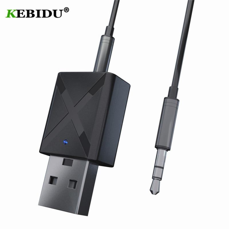 Tragbares Audio & Video Unterhaltungselektronik Gut Kebidu Bluetooth 5,0 Audio Receiver Transmitter Mini 3,5mm Aux Stereo Bluetooth Transmitter Für Tv Pc Wireless Adapter Für Auto