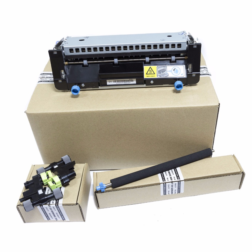 41X1604 40X7743 for Lexmark MS810 MS811 MS812 MS817 MX710 Fuser Maintenance Kit 52d1h00 521h toner cartridge chip for lexmark ms810 ms811 ms812 ms 810dn ms811dn 812de 810 812 powder refill reset north america