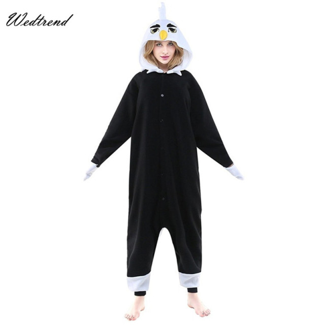 womens mens eagle unisex sleepsuit adult christmas onesie pajamas halloween costume pajama