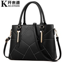 100% Genuine leather Women handbags 2019 New Female Korean version of the sweet and stylish women's bag slung shoulder bag(China)