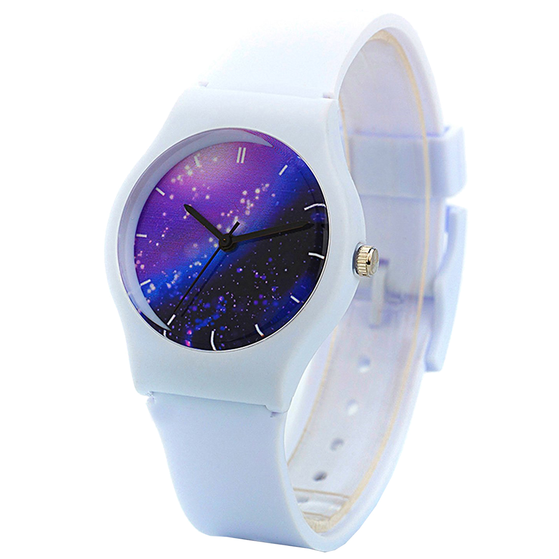 WILLIS Young Little Girls Wrist Kids Watches Silicone Band