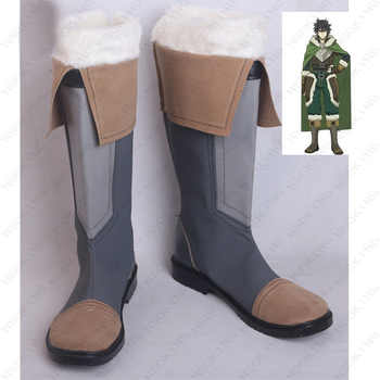 New Tate no Yuusha no Nariagari The Rising of the Shield Hero Naofumi Iwatani Cosplay Boots Anime Shoes Custom Made - Category 🛒 All Category