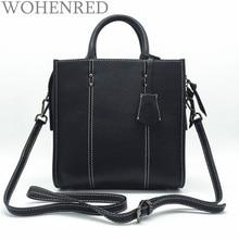 100% Genuine Leather Bags Handbags Women Famous Brands Satchel Female Shoulder Bag High Quality Luxury Fashion Bags For Girls цена в Москве и Питере