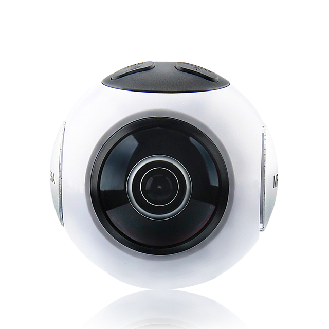 Newest!360 Camera Mini Panoramic Camera 3840*2160 Ultra HD Panorama Camera 4K wifi 360 Degree Sport Driving Action Cam VR Camera