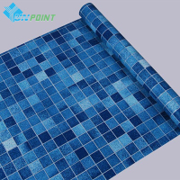 10M New Waterproof Wall Sticker Bathroom Tile Self Adhesive Wallpaper Kitchen Mosaic Vinyl Stickers PVC Decals