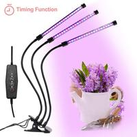 10Sets LED Grow tube Lamps Full Spectrum 30W LED Fitolampy Grow Lights For Greenhouse Hydroponic plant