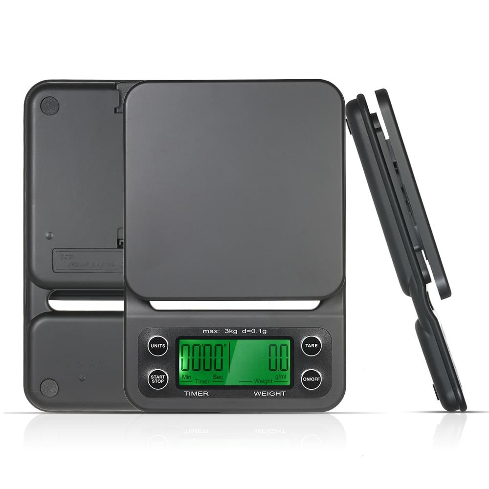Sanbei 3kg 01g Premium Weight Scale Portable Digital Balance Hario Drip Vst 2000b 3 Kg Prmio Peso Balana Porttil Escala De Equilbrio Lcd