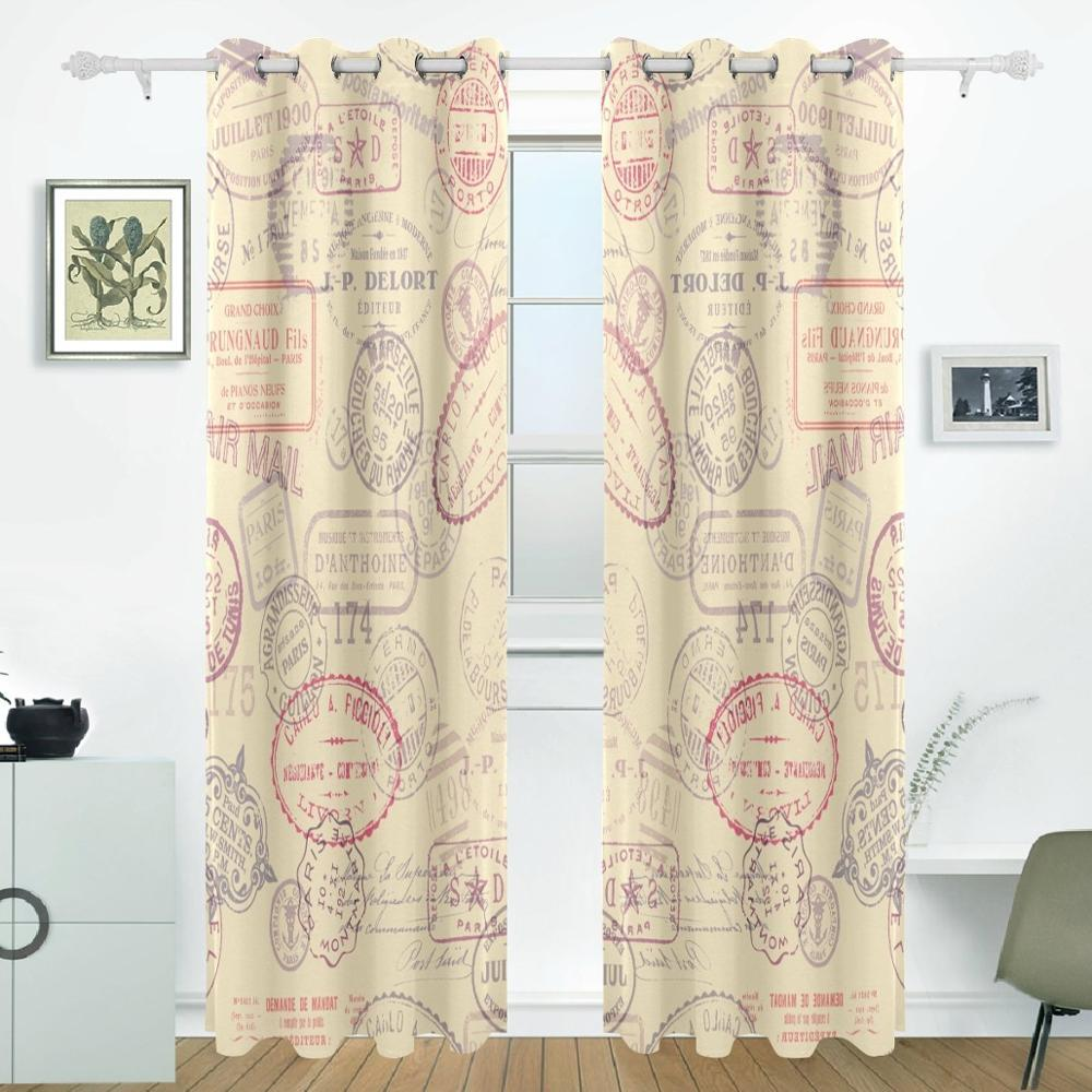 Goedkope Roomdivider Ornamento Retro Drapery Panel Curtain Room Divider Home