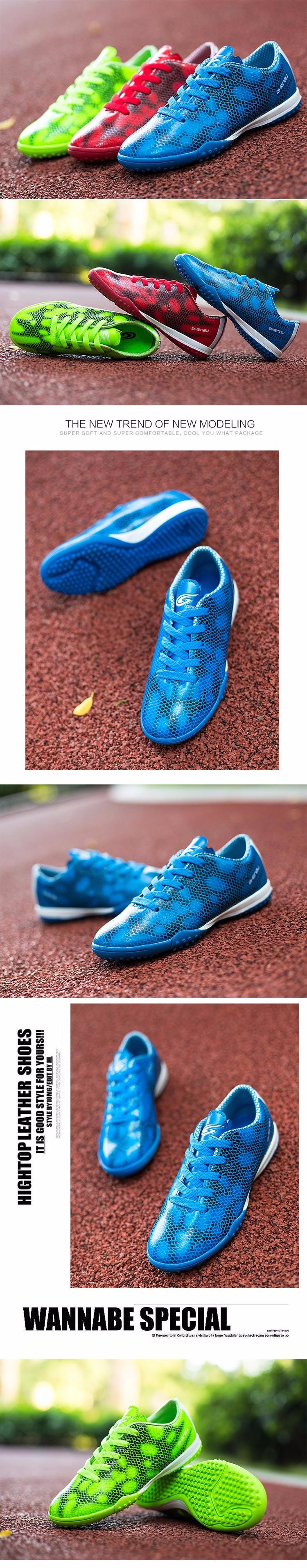 ZHENZU Football Boots Superfly Original Soccer Shoes Cleats Kids Teenagers Training AG HG TF voetbalschoenen chuteira futebol