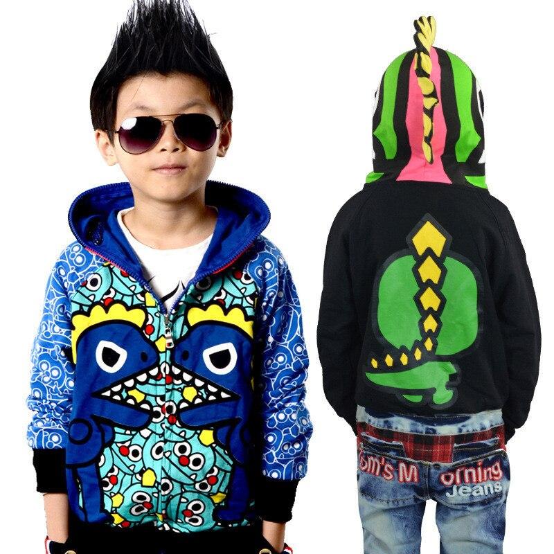 2017 boys children jackets coats kids clothes dinosaur minions winter autumn casacos infantil jaqueta sobretudo outerwear