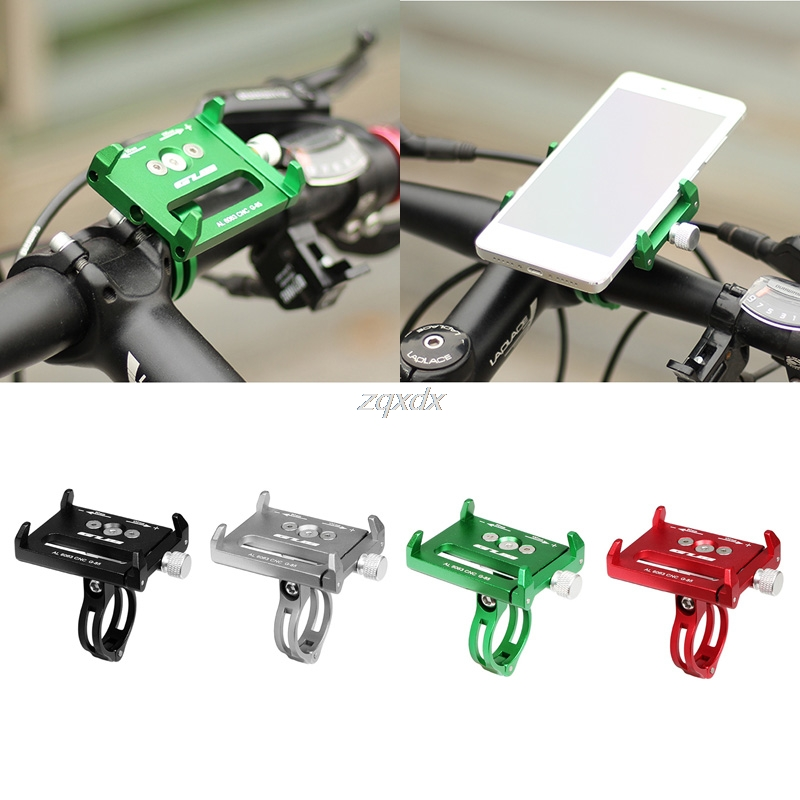 Bike Bicycle Holder Motorcycle Handle Phone Mount Bracket Stand For Cellphone Mobile Phone GPS Z09 Drop ship Xianjia 9.82usd