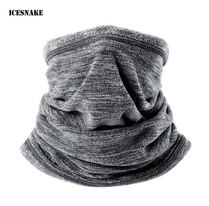 Multifunction Wool Fleece Thermal Neck Gaiter Warmer Tube Face Mask Snowboard Balaclava Scarf Hats Cap Headband Bandana Headwear ymsaid latest hot selling multi functional knit cap balaclava mask winter wool hats adult men and women neck warmer thick it tak