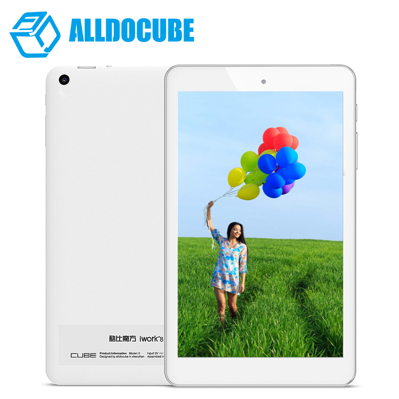 ALLDOCUBE iwork8 Air Pro 8inch IPS 1920*1200 Dual Boot Tablet PC Windows10 & Android 5.1 Intel Atom X5 Z8350 Quad Core 2GB 32 GB vido w8c intel z3735f quad core 1 3ghz 8 inch ips dual boot tablet