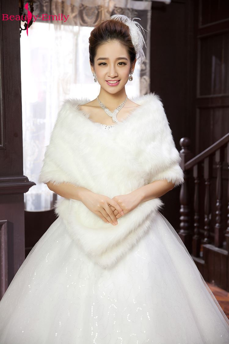 Fur Bridal Bolero Promotion Shop For Promotional Fur Bridal Bolero