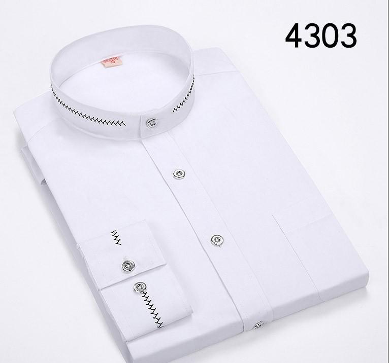Mandarin-Collar-Men-Shirts-Classic-Long-Sleeve-Brand-Formal-Business-Fashion-Dress-Shirts-spring-camisa-masculina (1)