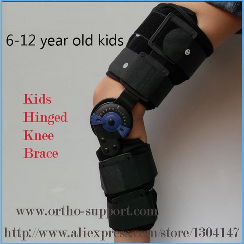 Djeca Post Op Hinged koljena podupirači ROM Medicinska osteartritska - Zdravstvena zaštita - Foto 5
