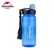 Punto de ruptura de la taza plástica portable hervidor ciclismo deportes al aire libre taza de viaje de gran capacidad montañismo botellas nh61a060-b