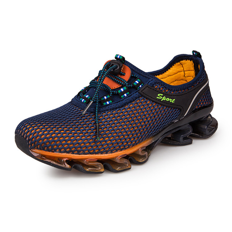 Plus Size Size Size 39-47 2018 Uomo Casual Shoes Mesh  Summer Shoes Uomo Walking Ma e0c3ba