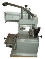 Máquina de impresión de almohadilla Manual, almohadillas de goma, placa de troquel personalizada, 2 uds.